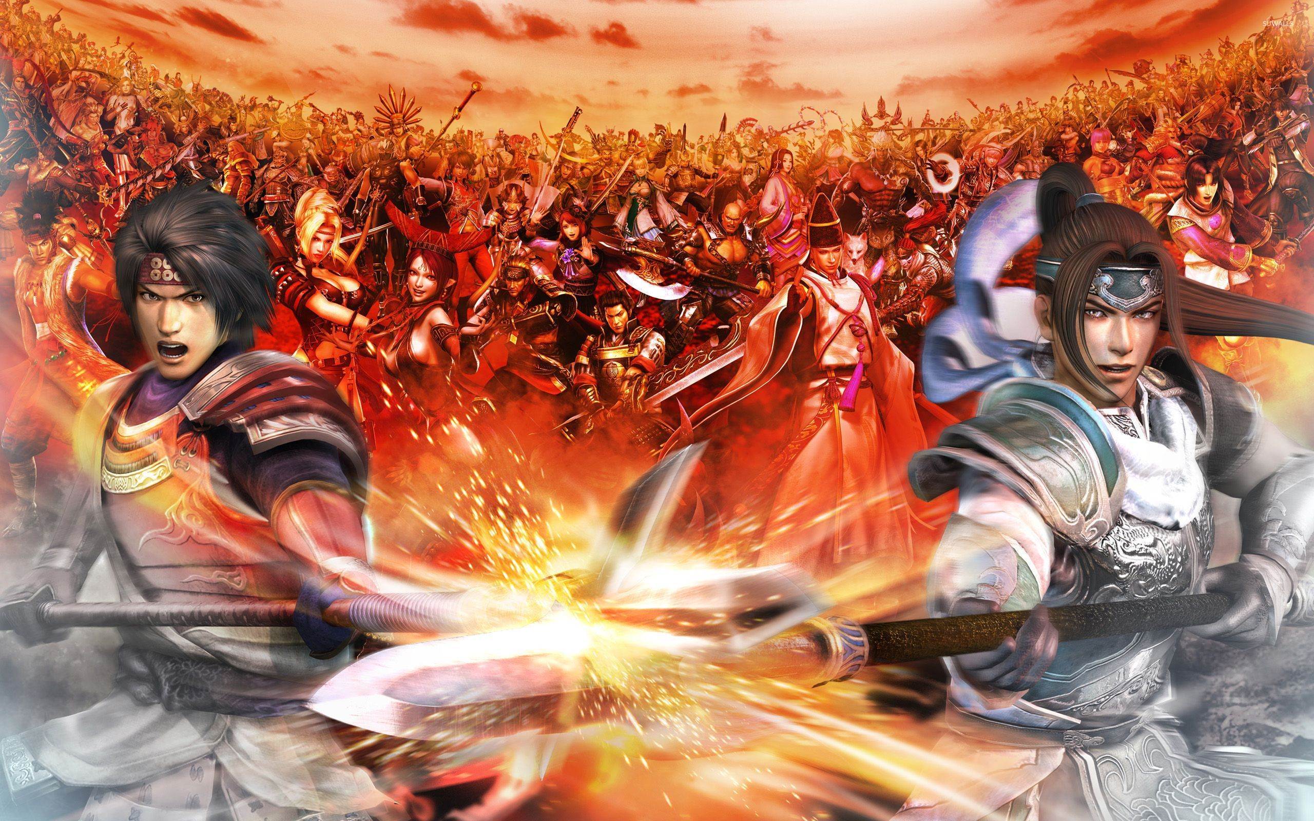 Dynasty Warriors wallpaper - Game wallpapers - #26359