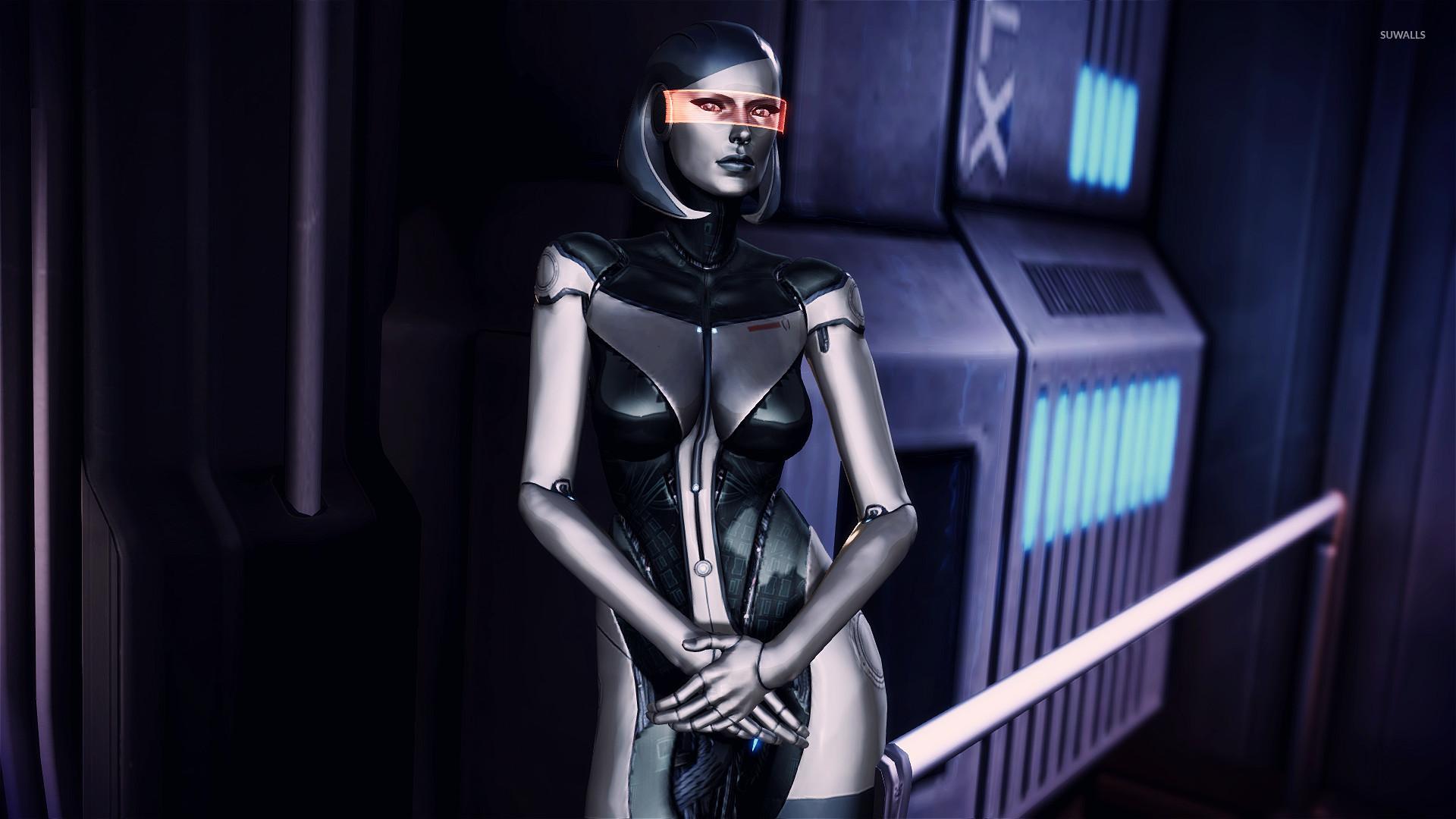 EDI - Mass Effect 3 wallpaper - Game wallpapers - #26610