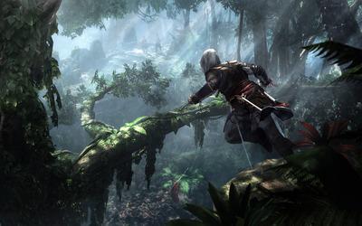 Edward Kenway - Assassin's Creed IV: Black Flag [9] wallpaper