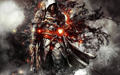 Edward Kenway - Assassin's Creed IV: Black Flag wallpaper