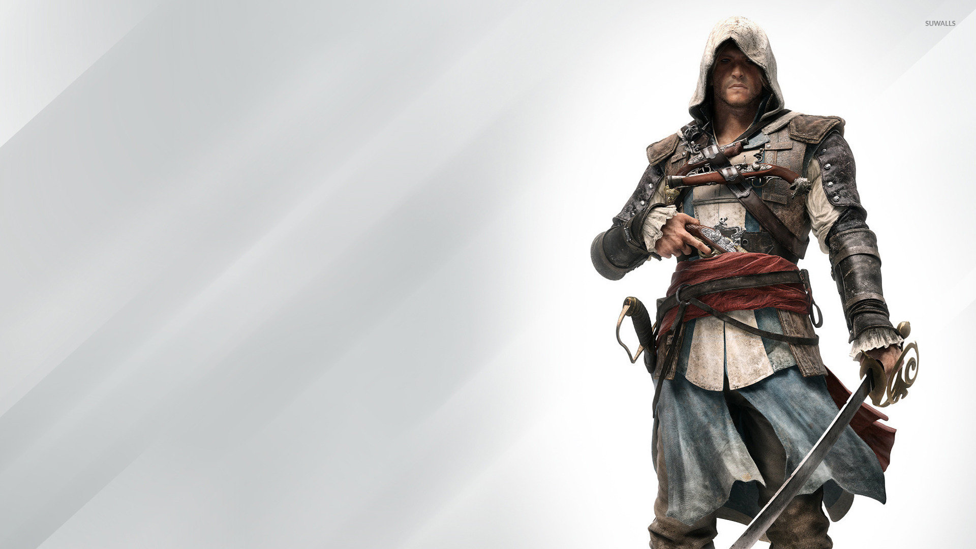 Edward Kenway Assassin S Creed Iv Black Flag 8 Wallpaper