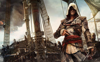 Edward Kenway - Assassin's Creed IV: Black Flag [3] wallpaper 1920x1080 jpg