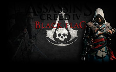 Edward Kenway - Assassin's Creed IV: Black Flag [5] wallpaper