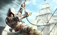 Edward Kenway - Assassin's Creed IV: Black Flag [10] wallpaper 1920x1200 jpg