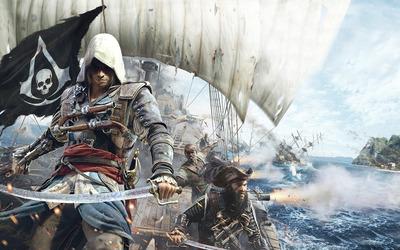 Edward Kenway - Assassin's Creed IV: Black Flag [7] wallpaper