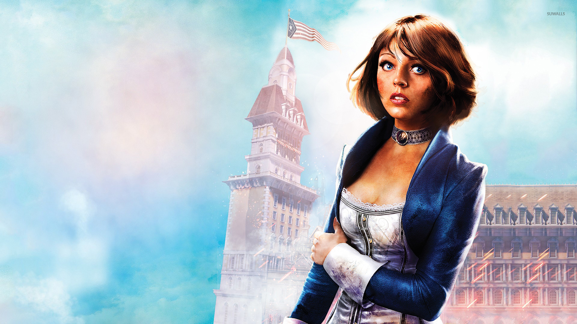 elizabeth bioshock infinite wallpapers - photo #11