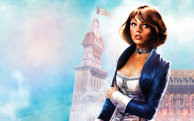 Elizabeth - BioShock Infinite [2] wallpaper