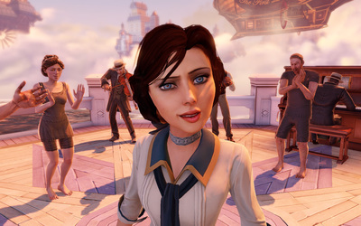 Elizabeth - BioShock Infinite [6] wallpaper