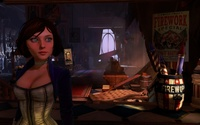 Elizabeth - Bioshock Infinite [16] wallpaper 1920x1080 jpg