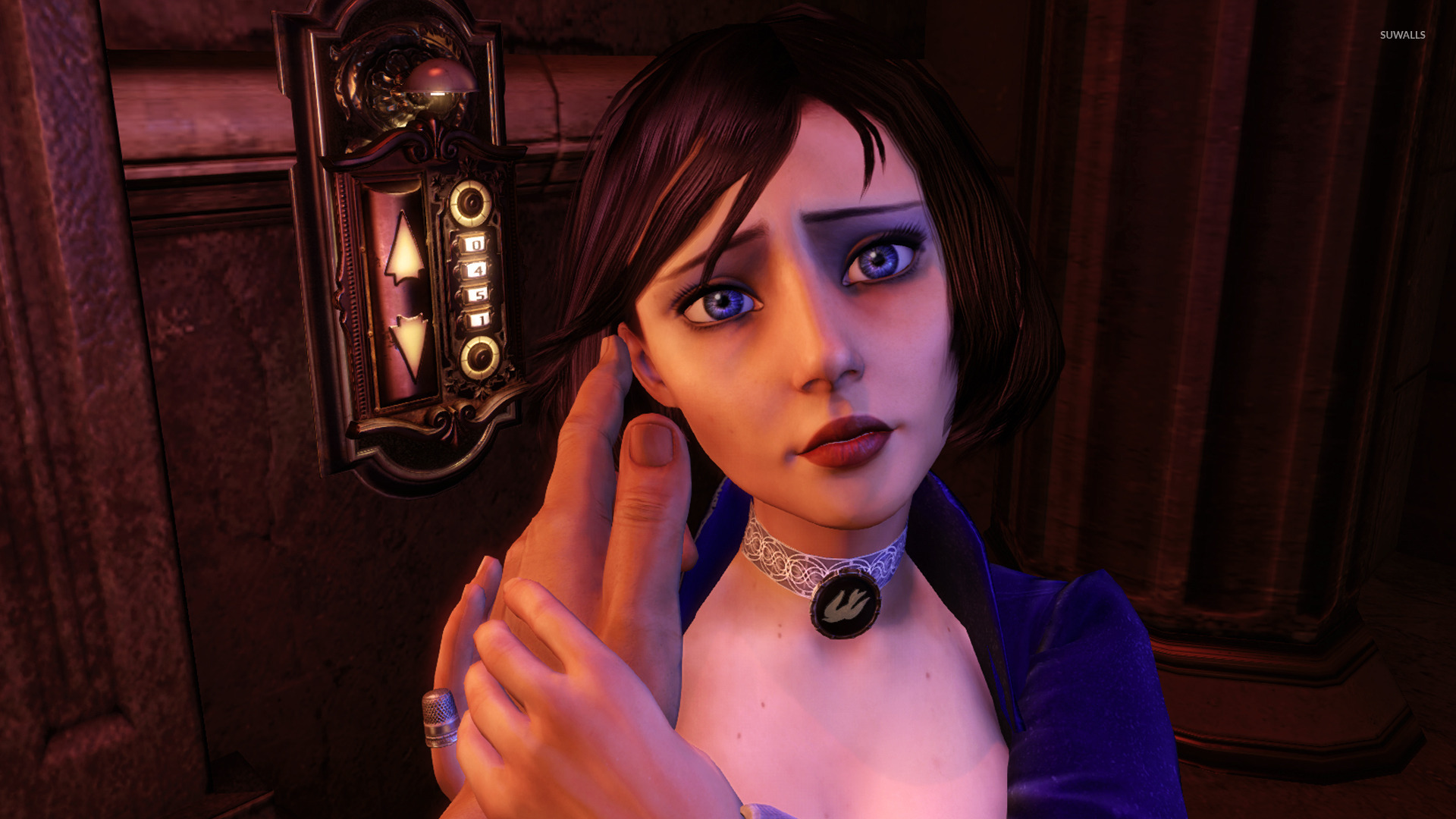 elizabeth bioshock infinite wallpapers - photo #7