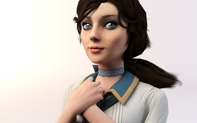 Elizabeth - Bioshock Infinite [12] wallpaper