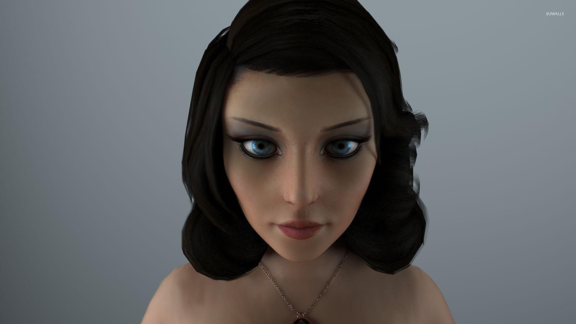 Games Bioshock Infinite Elizabeth 1920x1080 Jpg