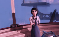Elizabeth - BioShock Infinite [14] wallpaper 2560x1600 jpg