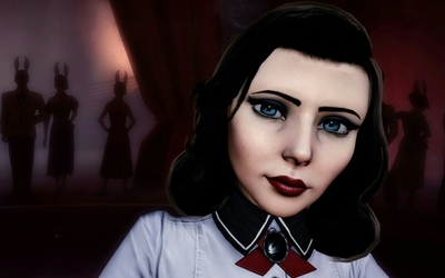 Elizabeth - BioShock Infinite: Burial at Sea [5] wallpaper