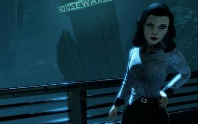 Elizabeth - BioShock Infinite: Burial at Sea [7] wallpaper
