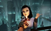 Elizabeth - BioShock Infinite: Burial at Sea [8] wallpaper 1920x1080 jpg