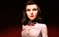 Elizabeth - Bioshock Infinite: Burial at Sea [3] wallpaper 3840x2160 jpg