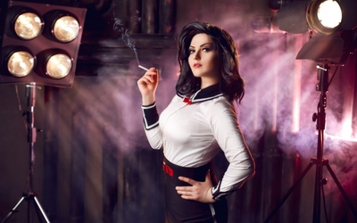 Elizabeth - Bioshock Infinite: Burial at Sea [9] wallpaper