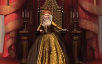 Elizabeth of England - Sid Meier's Civilization V wallpaper 1920x1200 jpg