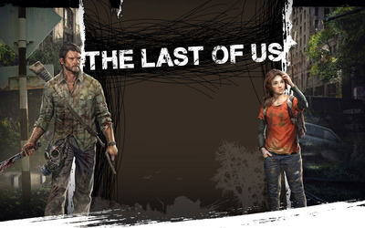 Ellie and Joel - The Last of Us [5] wallpaper