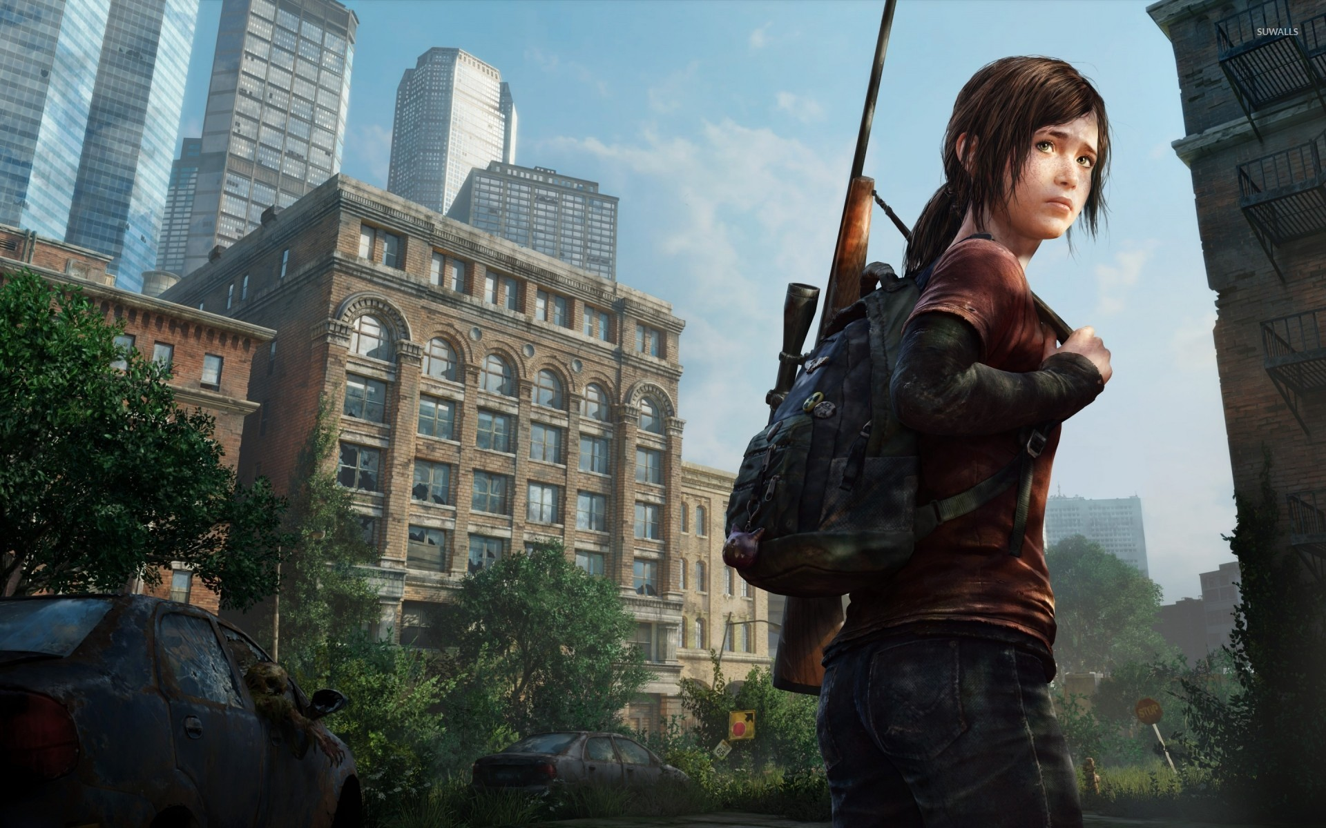 Ellie The Last Of Us 2 Wallpaper Game Wallpapers 26452
