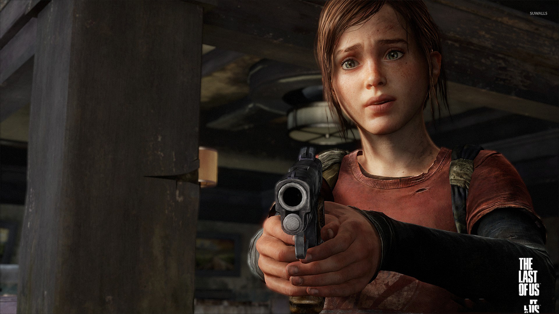 Ellie The Last Of Us 3 Wallpaper Game Wallpapers 28230