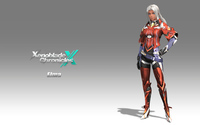 Elma - Xenoblade Chronicles X wallpaper 3840x2160 jpg