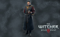Emhyr var Emreis in The Witcher 3: Wild Hunt wallpaper 3840x2160 jpg