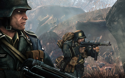 Enemy Front [3] wallpaper