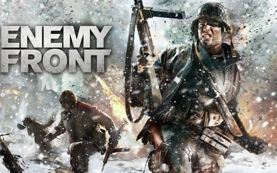 Enemy Front wallpaper