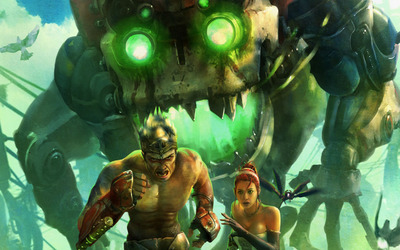 Enslaved: Odyssey to the West [2] wallpaper