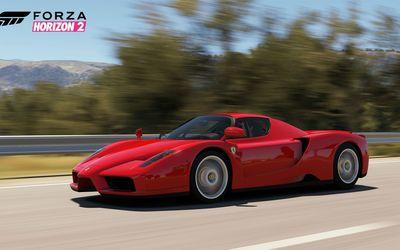 Enzo Ferrari - Forza Horizon 2 wallpaper