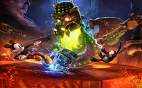 Epic Mickey 2: The Power of Two wallpaper 1920x1200 jpg