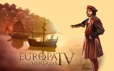 Europa Universalis IV wallpaper