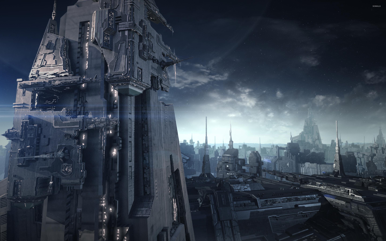 Eve Online 2 Wallpaper