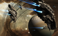 EVE Online - Crucible [2] wallpaper 1920x1200 jpg