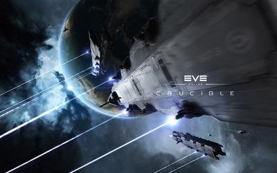 EVE Online - Crucible wallpaper