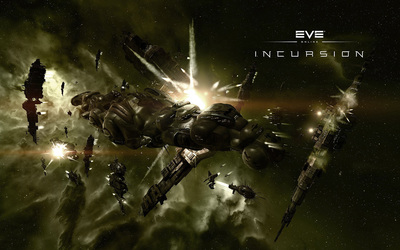 Eve Online: Incursion wallpaper