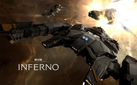 EVE Online - Inferno wallpaper 1920x1200 jpg