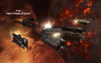 EVE Online - Retribution wallpaper