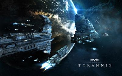 EVE Online - Tyrannis wallpaper