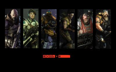 Evolve [5] wallpaper