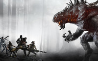 Evolve wallpaper 2560x1600 jpg