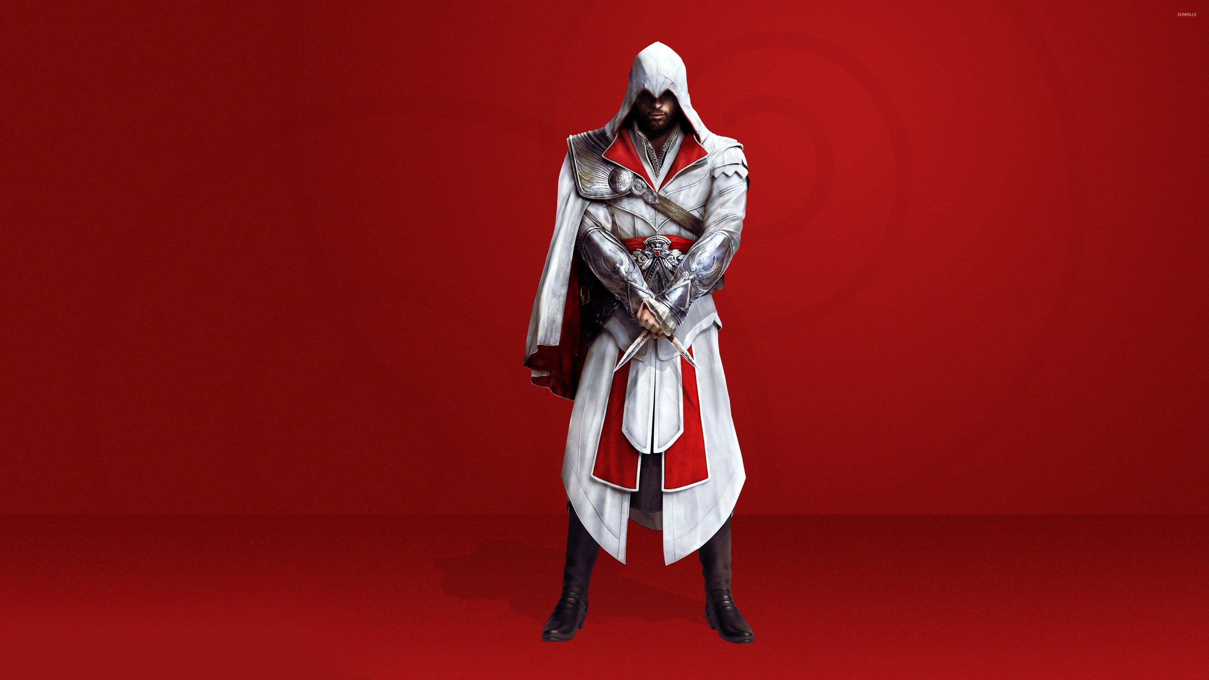 Ezio Assassin S Creed Brotherhood Wallpaper Game Wallpapers 28295