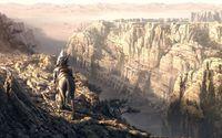 Ezio on the horse - Assasins's Creed wallpaper 1920x1080 jpg