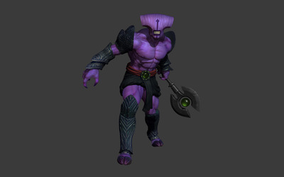 Faceless Void - Dota 2 wallpaper
