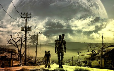 Fallout 3 [3] wallpaper