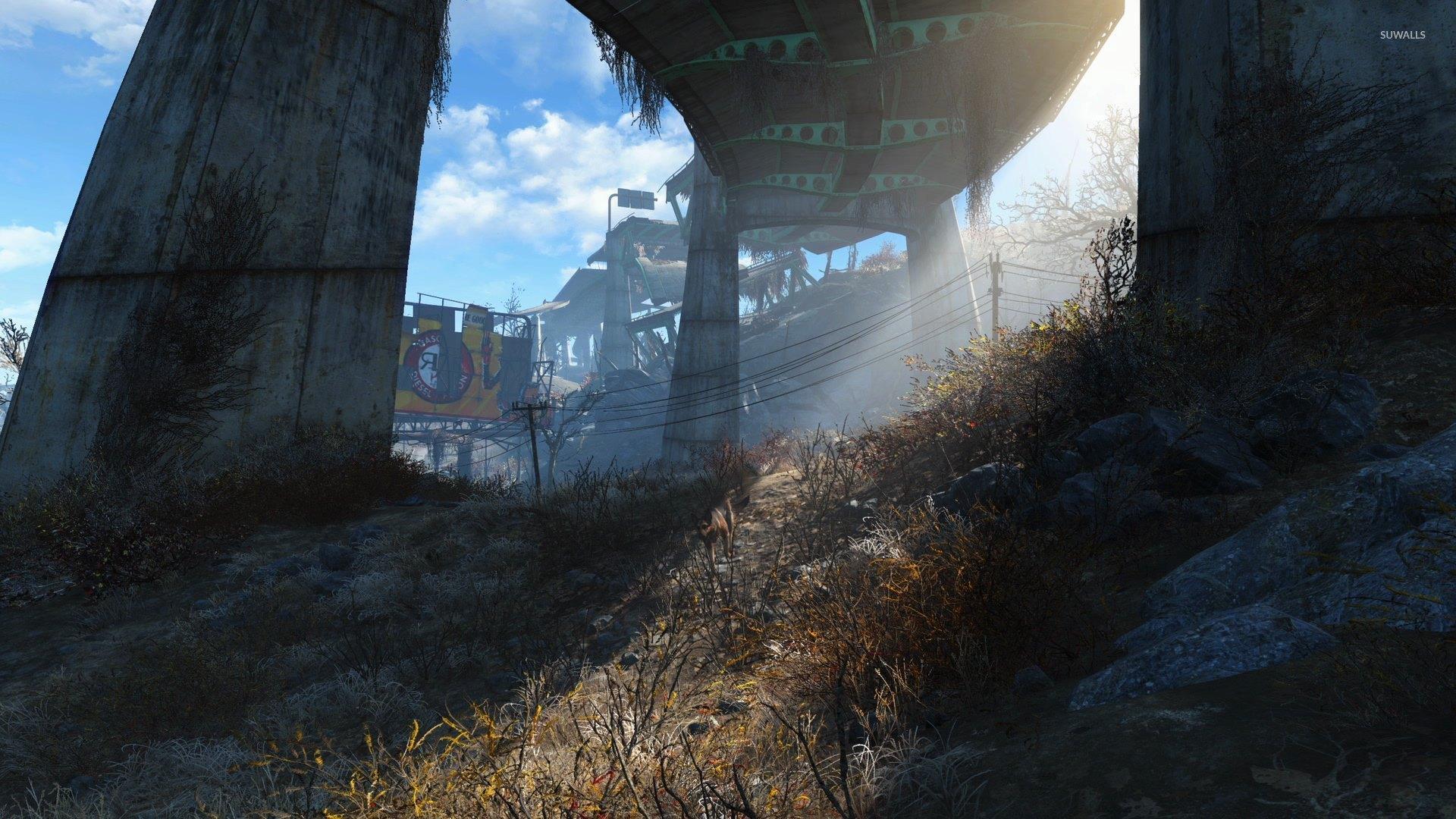 Fallout 4 6 Wallpaper