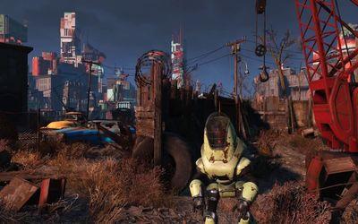 Fallout 4 [5] wallpaper