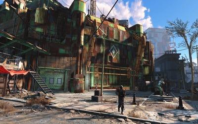 Fallout 4 [7] wallpaper